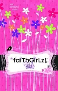 Zondervan Faithgirlz Bible