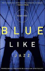 Blue Like Jazz the Book